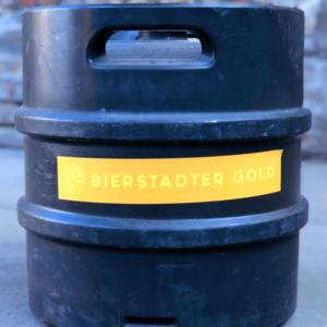 Bierstadter Gold Fass Naturtrüb 30 Liter
