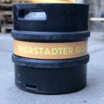BIERSTADTER GOLD - Naturtrüb - 30l Fass