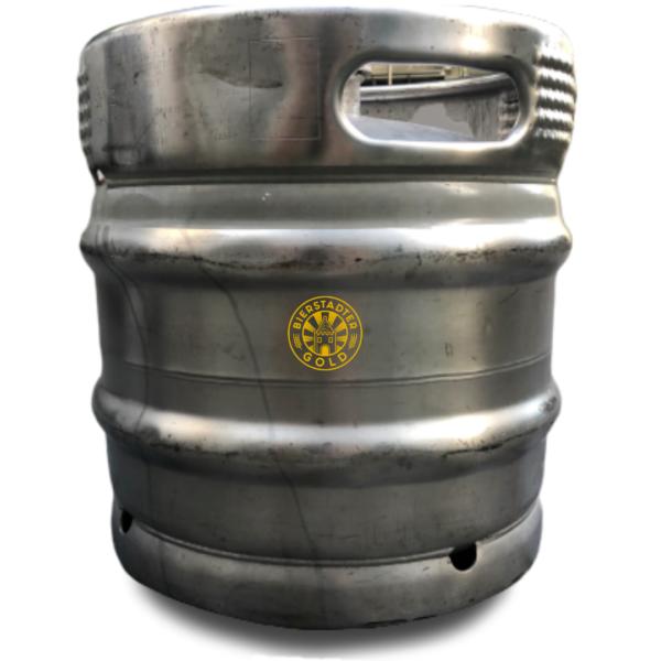 Bierstadter Gold 30 Liter Fass Pils