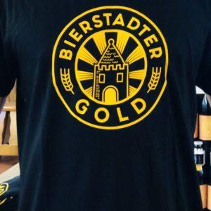 Bierstadter Gold T Shirt Logo groß