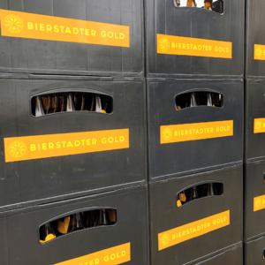 Bierstadter Gold Koffer Neu 2020 Naturtrüb