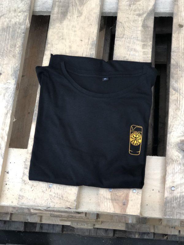 Bierstadter Gold Willi Shirt schwarz