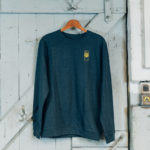 "Sweater ""WILLI BECHER"" - grau"